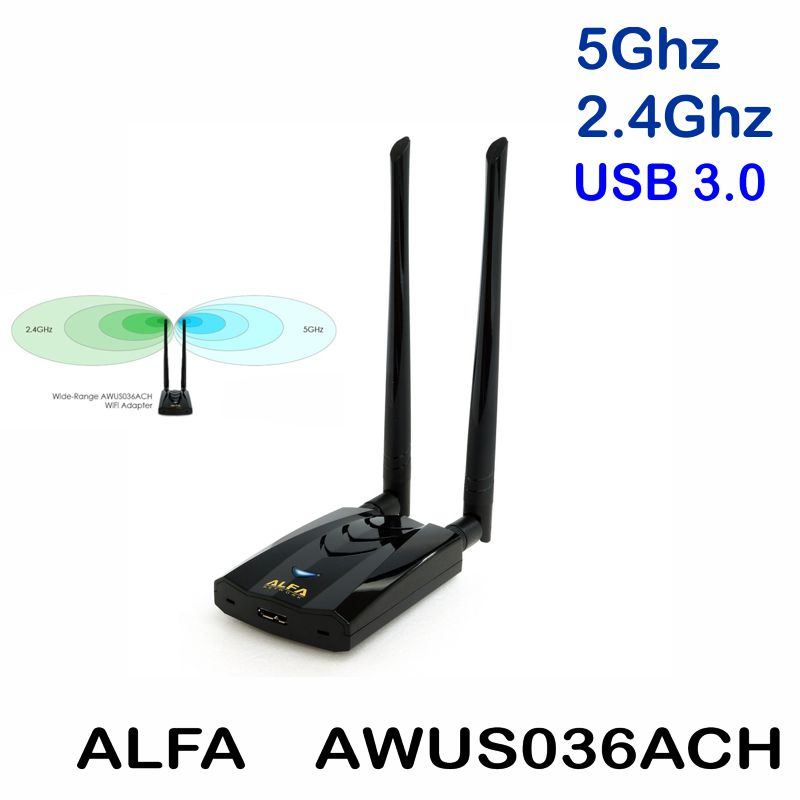 The new Wi-Fi AC technology is incorporated into USB adapters and 2.4Ghz / 5Ghz dual band router