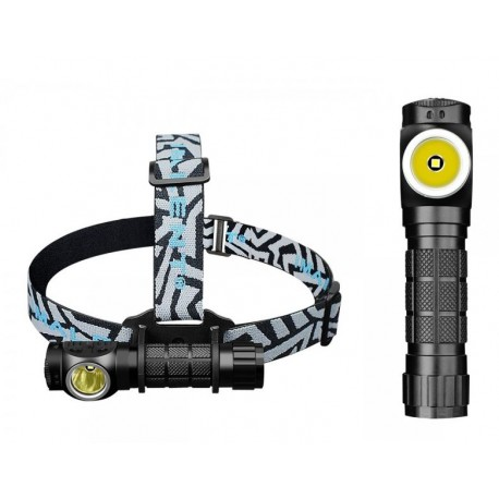 Review of the flashlight rechargeable Imalent HR20 XP-L HI