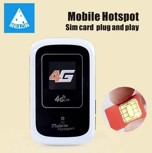 As 5 melhores soluções para compartilhar internet móvel 3G / 4G com um roteador WiFi