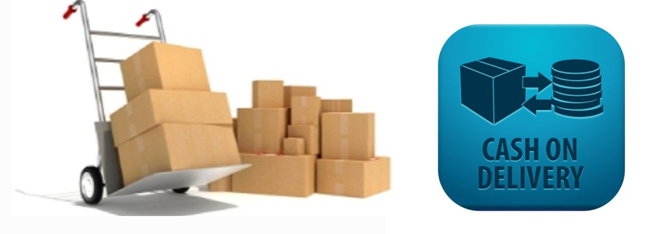 Cash on delivery shopping online store at SILICEO