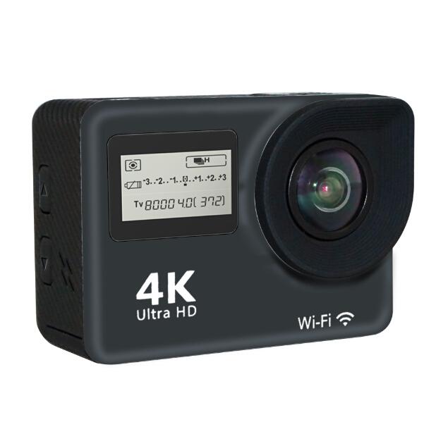 As 3 melhores câmeras esportivas baratas com WIFI