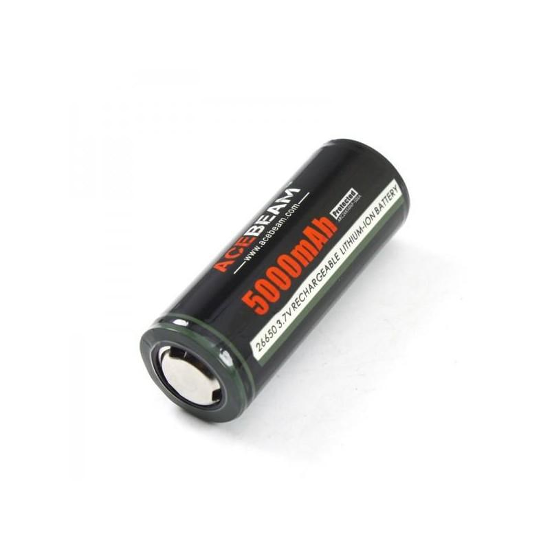 Pilhas para tochas recarregáveis LED. Modelos e melhores marcas.