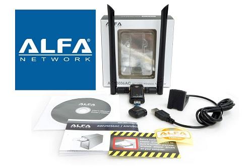 Las mejores antenas WiFi Alfa Network, consejos para comprar e instalar productos WiFi potentes.
