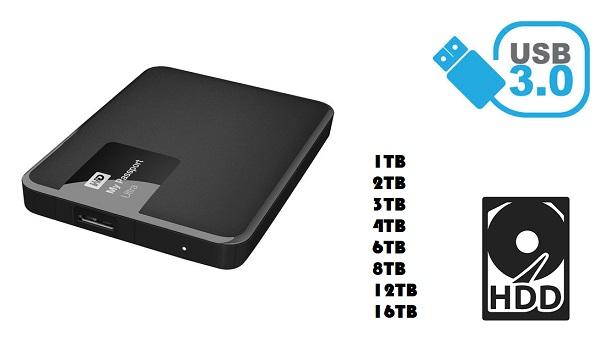 Mejores discos duros externos para comprar en 2018
