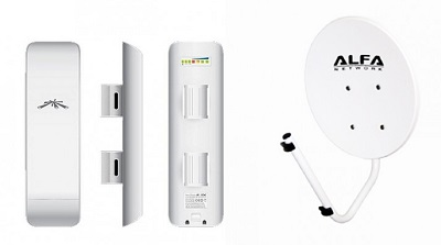 Outdoor WiFi antenna, How to buy directional or omnidirectional antennas