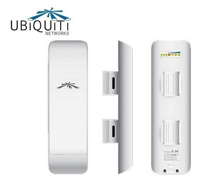 Ubiquiti nanostation M2 and LocoM2, Long distance WiFi links with antennas