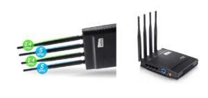 NETIS WF2190 Adaptador WiFi AC USB 3.0 802.11 a/ac/n/g/b 900
