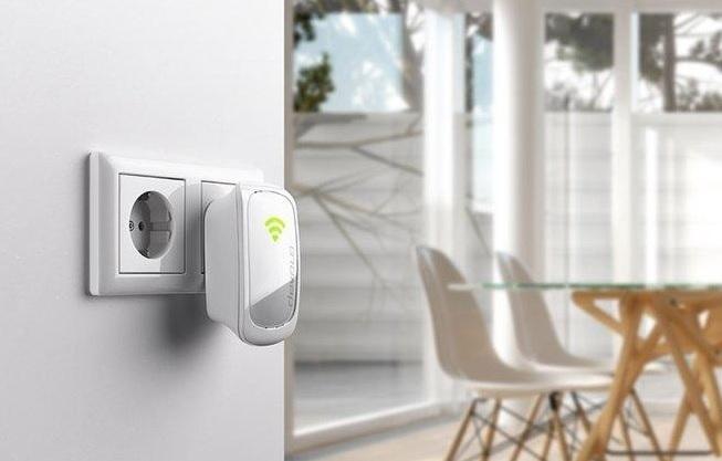 WiFi Repeater para amplificar desde los enchufes