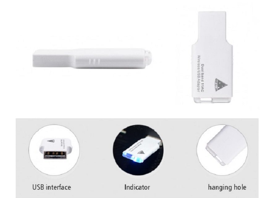 The three 5G USB WiFi adapters of the best quality / price ratio