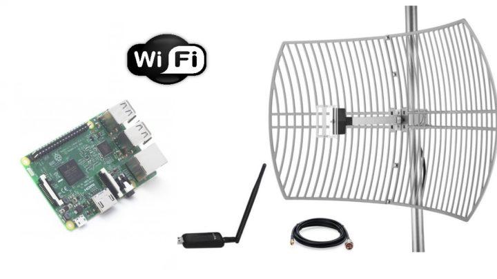 Raspberry Pi para Pentesting WiFi