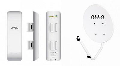 Comprar Antena WiFi exterior, mejor direccional o Omnidireccional