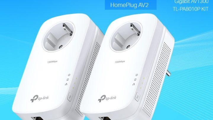 PLC TP-LINK, los 7 Powerline que puedes comprar