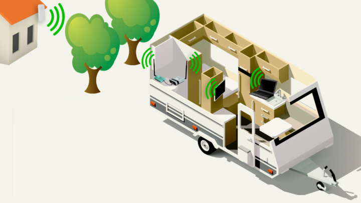 Las nuevas formas de poner WiFi en mi autocaravana o furgoneta