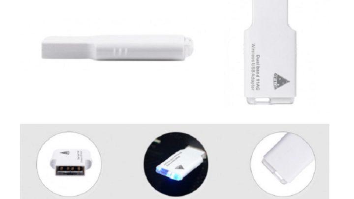 Los 3 Adaptadores WiFi USB 5G mejor calidad / precio