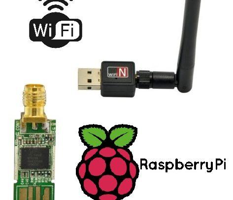 Antena WiFi para Raspberry Pi 3 que mejora el alcance